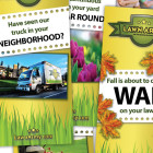 Promotional Leaflets