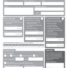 Printed Form
